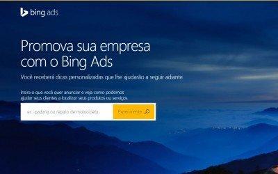 Aprenda a anunciar no Bing