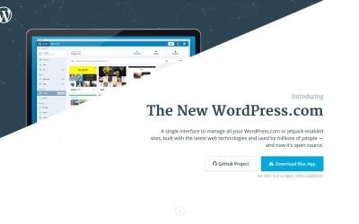 WordPress apresenta uma nova maneira de trabalhar com seu site!