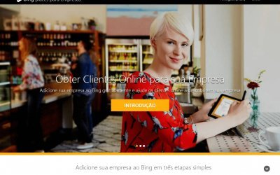 Como estar no Bing Places para empresas?