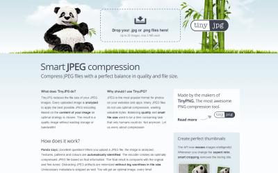 Otimize suas imagens JPG para um ganho de velocidade no site