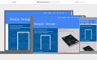 Conheça o Google Resizer