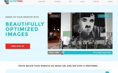 Otimize as imagens do seu site com o plugin ShortPixel