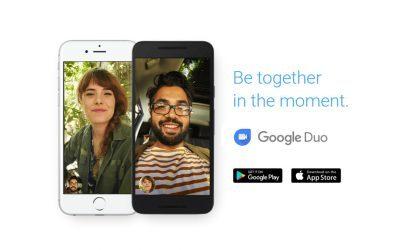 DUO, o novo app do Google para fazer videochamadas