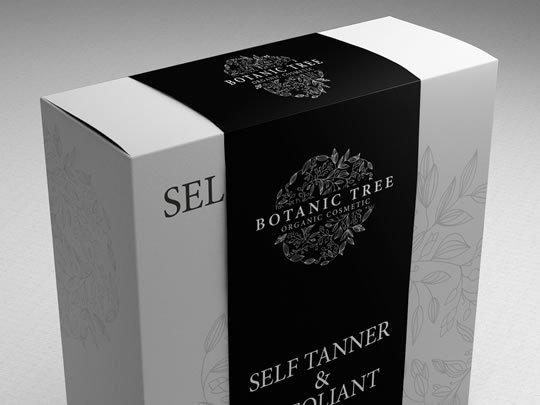 Botanic Tree Cosmetic
