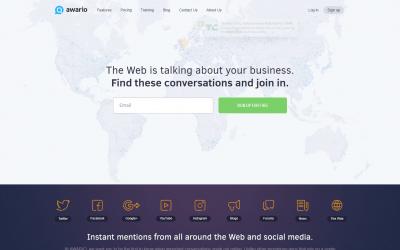 Conheça o Awario, ferramenta para monitorar suas redes sociais